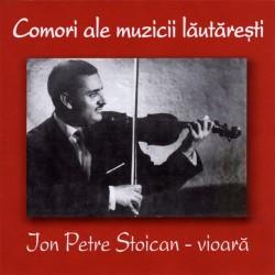 Ion Petre Stoican - Vioara - CD
