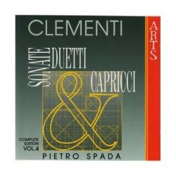 Muzio Clementi - Complete Piano Works Vol. 4 - CD