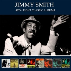 Jimmy Smith - Eight Classic Albums - 4 CD Digipack