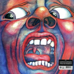 King Crimson - In The Court Of Crimson King - 200g HQ Gatefold Vinyl LP