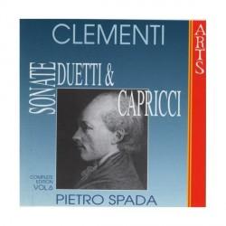 Muzio Clementi - Complete Piano Works Vol. 6 - CD