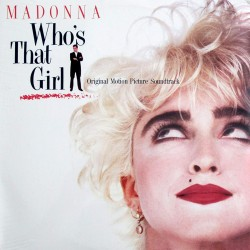 Madonna - Who's That Girl - CD
