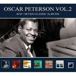 Oscar Peterson - Seven Classic Albums - 4 CD Digipack