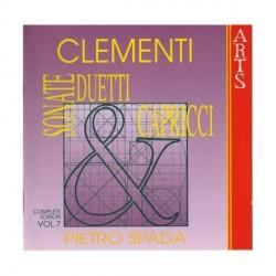 Muzio Clementi - Complete Piano Works Vol. 7 - CD