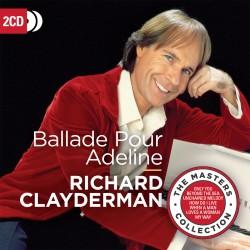 Richard Clayderman - Ballade Pour Adeline - 2 CD Digipack