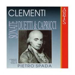 Muzio Clementi - Complete Piano Works Vol. 9 - CD
