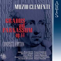 Muzio Clementi - Gradus ad Parnassum op. 44 - 4CD
