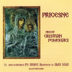 Cristian Pomohaci - Pricesne - CD