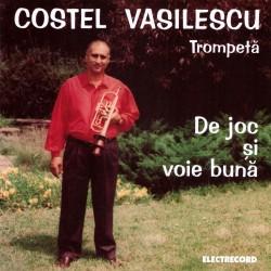 Costel Vasilescu - De joc si voie buna - CD