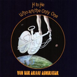 Van Der Graaf Generator - H To He, Who Am The Only One - CD