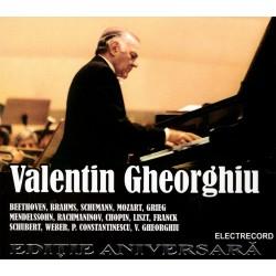 Valentin Gheorghiu - Editie aniversara - Box 10 CD