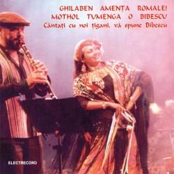 Mieluta Bibescu - Cantati cu noi tiganii - CD