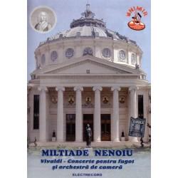 Meltiade Nenoiu - Concert pentru Fagot si orchestra de camera - CD