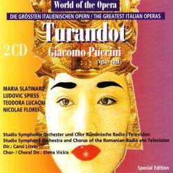 Giacomo Puccini - Turandot - 2 CD