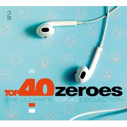 Various Artists - Top 40 - Zeroes - 2 CD Digipack