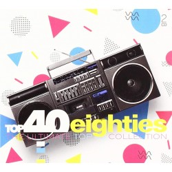 Various Artists - Top 40 - Eighties - 2 CD Digipack
