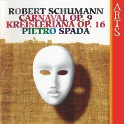 Robert Schumann - Carnaval op. 9 / Kreisleriana op. 16 - CD