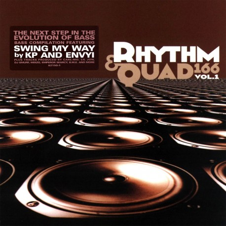 Various Artists - Rhythm & Quad 166 V.1 - Vinyl 2 LP