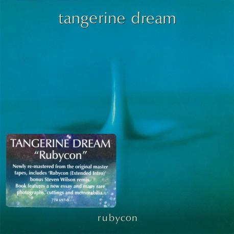 Tangerine Dream - Rubycon (Remastered + Bonus /2019) - CD