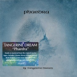Tangerine Dream - Phaedra (Remastered + Bonus /2019) - CD