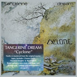 Tangerine Dream - Cyclone (Remastered + Bonus /2019) - CD