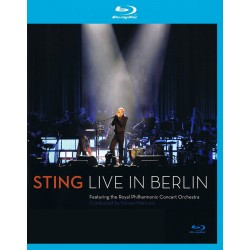 Sting - Live In Berlin - Blu-ray