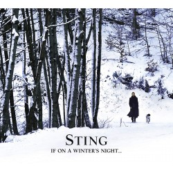 Sting - If On A Winter's Night - CD Cardboard Sleeve
