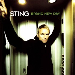 Sting - Brand New Day - CD