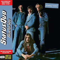 Status Quo - Blue For You - Collector's Edition Cardboard Sleeve CD