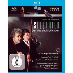 Richard Wagner - Siegfried - Blu-ray