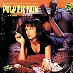 Original Soundtrack (OST) - Pulp Fiction - CD