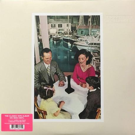 Led Zeppelin - Presence - Remastered HO Vinyl LP