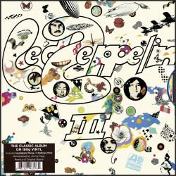Led Zeppelin - III - Remastered HO Vinyl LP