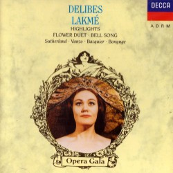 Léo Delibes - Lakme - CD