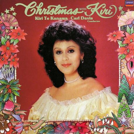 Kiri Te Kanawa - Christmas With Kiri - Vinyl LP