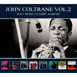 John Coltrane - Eight Classic Albums vol. 2 - 4 CD Digipack