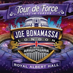 Joe Bonamassa - Tour De Force - Royal Albert Hall - Vinyl 3 LP