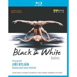 Jiri Kylian / N.D.T. - Black & White Ballets - Blu-ray