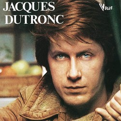 Jacques Dutronc - Gentleman Cambrioleur - Limited Marbled Turquoise Vinyl LP