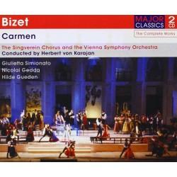 Georges Bizet - Carmen - 2 CD Digipack