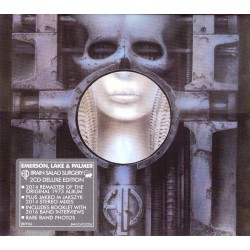 Emerson, Lake & Palmer - Brain Salad Surgery - 2 CD Digipack