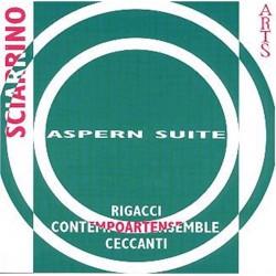 Salvatore Sciarrino - Aspern Suite for Soprano and Instruments - CD