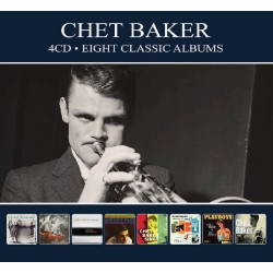 Chet Baker - Eight Classic Albums - 4 CD Digipack
