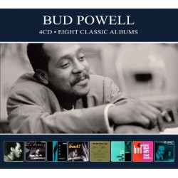 Bud Powell - Eight Classic Albums - 4 CD Digipack