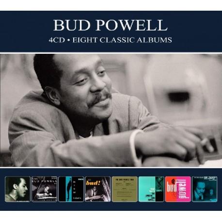 Bud Powell - Eight Classic Albums - 4 CD Digipack