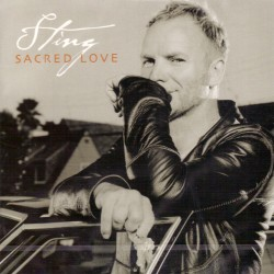 Sting - Sacred Love - CD