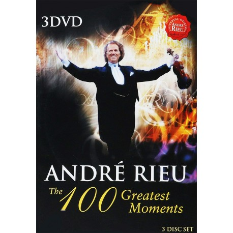 Andre Rieu - 100 Greatest Moments - 3 DVD