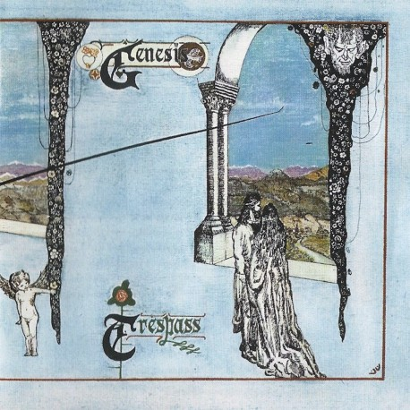 Genesis - Trespass - Gatefold Vinyl LP
