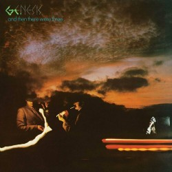 Genesis - And Then There Were Three - Gatefold Vinyl LP
