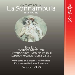 Vincenzo Bellini - La Sonnambula (Highlights) - CD